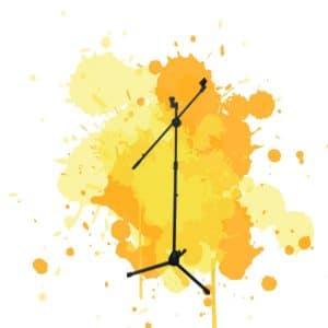 stand mic Malang